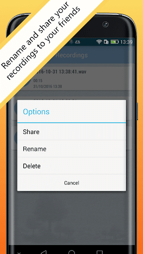 Voice Recorder for reporter 1.2 3