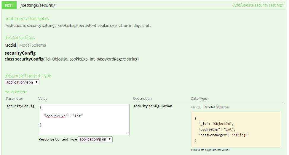 Modifying Sign-in Cookie Expiration in REST API – Sisense