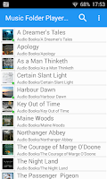 Screenshot of Music Folder Player Full