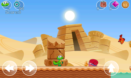 Croc's World screenshot 3