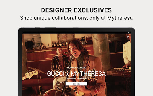 Mytheresa: Exclusive Luxury screenshot 14