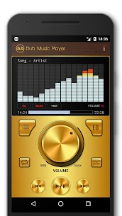 Dub Music Player Mod Apk- Audio Player & Music Equalizer 2