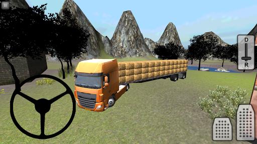 ファームトラック3D:干し草|玩模擬App免費|玩APPs
