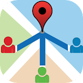 MapMyMeet - Mapped Invitation