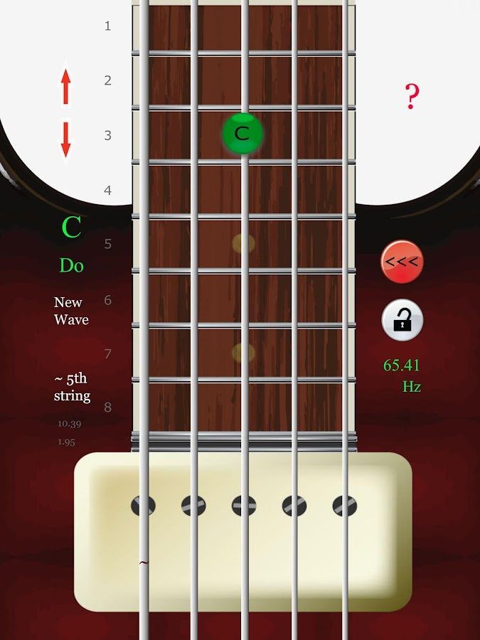 bass guitar simulator free android apps on google play. Black Bedroom Furniture Sets. Home Design Ideas