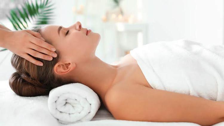 A spa treatment at Dreams Resorts & Spas.