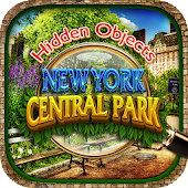 Hidden Object New York - Central Park Objects Game