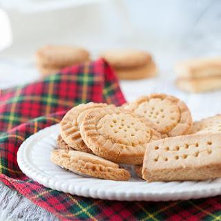 Gluten-Free Shortbread Cookies