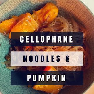 Pumpkin and Cellophane Noodles Recipe