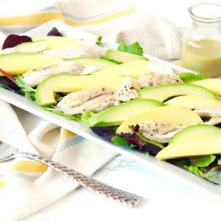 Mango, Avocado and Roasted Chicken Salad