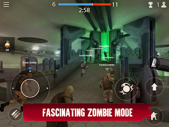 Zombie Rules - Shooter of Survival & Battle Royale APK screenshot thumbnail 7