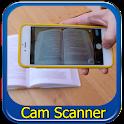 Cam Scanner | Document Scanner Pro icon