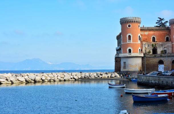 Villa Volpicelli, Napoli di akidelpre