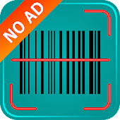 Barcode Scanner (No Ads)
