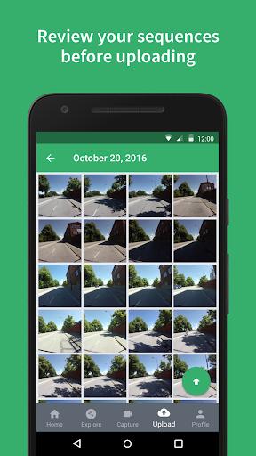 Mapillary screenshot 8