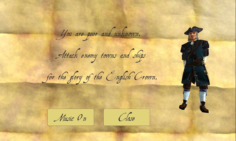 Pirate Sim - screenshot