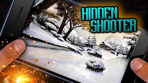Hidden Shooter - Sniper Gun 3D
