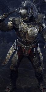 ファイヤームーンの戦士