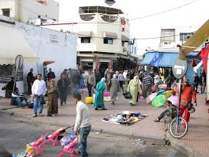 Photo: ville nouvelle, Rabat, Maroko