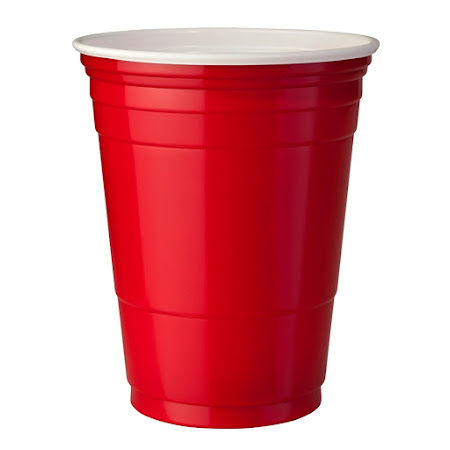Red Cups Mukit (473ml/16 Oz.)