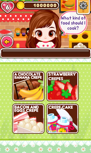 Chef Judy: Crepe Maker