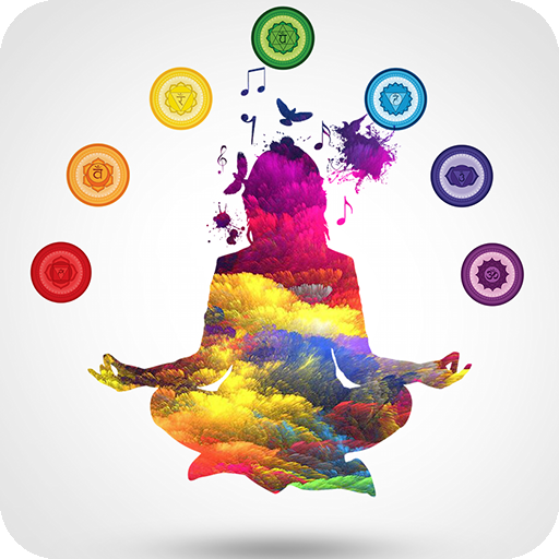 Chakra opening meditation - Heal your Chakras Icon