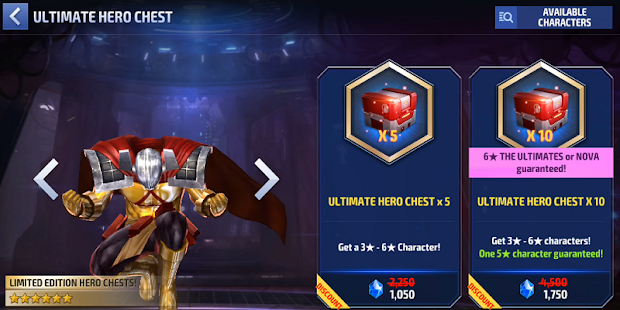 Tips for MARVEL Future Fight - náhled