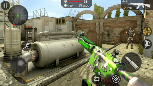 Fury Strike : Anti-Terrorism Shooter screenshots apkspray 22