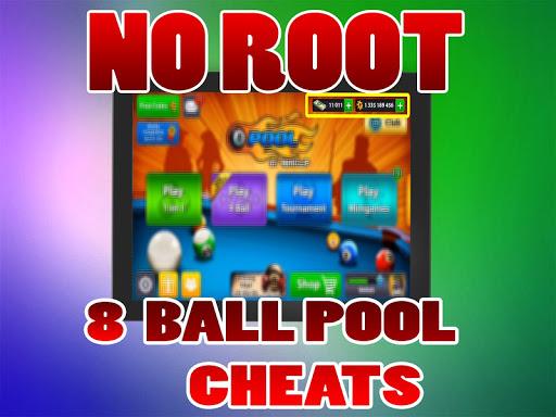 No Root Coins For 8 Ball Pool prank 1.0 screenshots 2