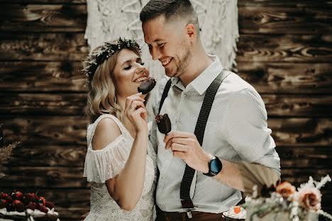 Bryllupsfotograf Łukasz Holisz (HoliszFotografia). Bilde av 20.10.2020