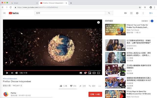Maximize Video