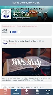 Saints Community Church Fresno- screenshot thumbnail