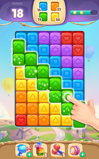Cube Rush Adventure  screenshots 1