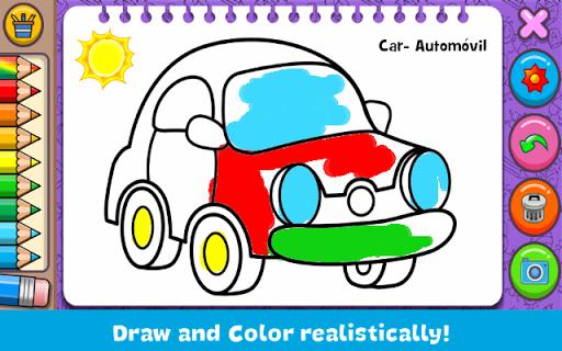 Coloring & Learn  screenshots 9
