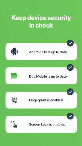 Duo Mobile screenshot 4