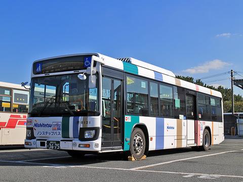 西鉄 愛宕浜 8121