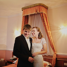 Wedding photographer Anna Kazanceva (annanovopashina). Photo of 16.01.2014