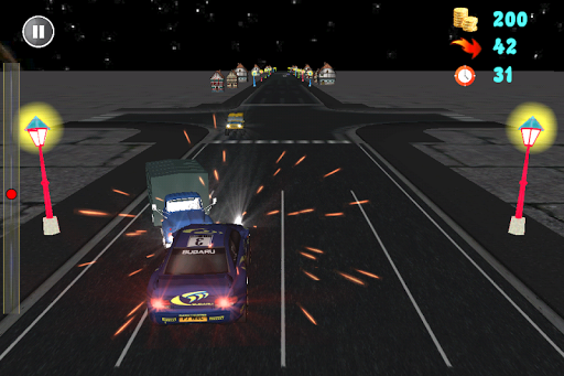 Speed Night Racers Driving 3d