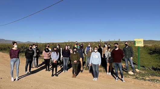 Estudian la biodiversidad en cultivos ecológicos de cítricos