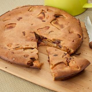Healthy Low-Calorie Apple Casserole Recipe