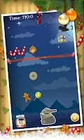 Screenshot of Christmas Toys Holiday Puzzle