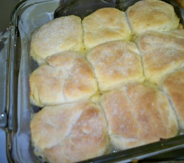 7-up Biscuits-annette's Recipe