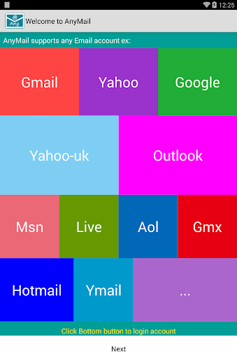 xMail Email client