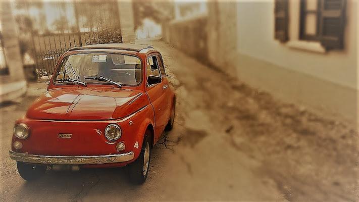 Fiat 500  di Danii.