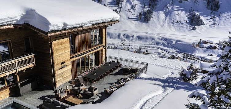Mountain & Ski Hotels