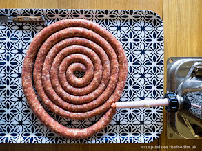 Photo: Sausage coil