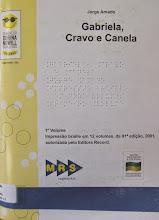 Photo: Gabriela, Cravo e Canela Amado, Jorge  Localização: Braille F A494g  Edição Braille