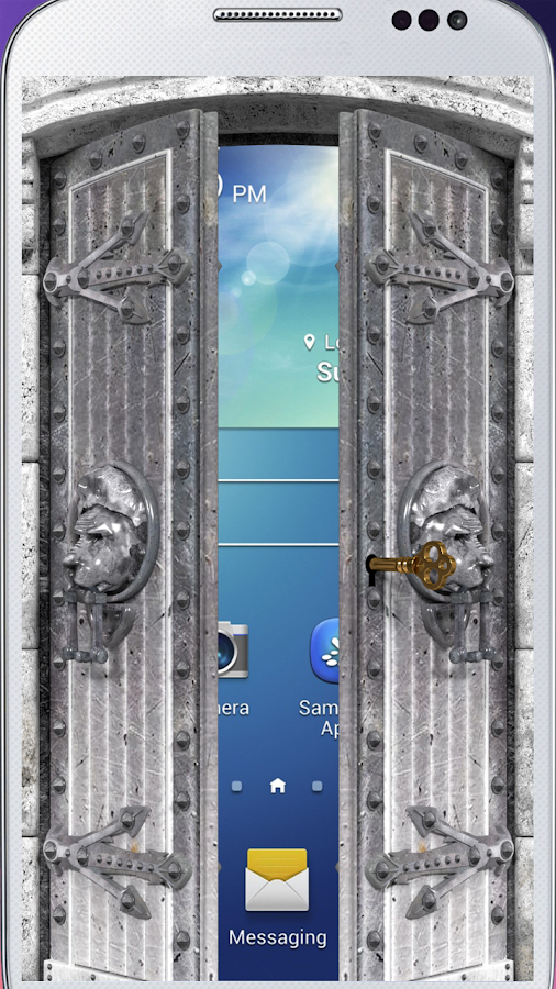 door lock screen android apps on google play. Black Bedroom Furniture Sets. Home Design Ideas