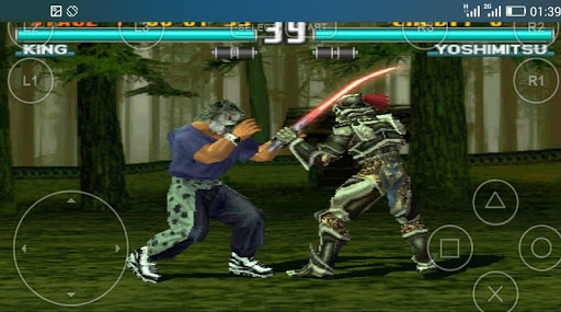 Game Tekken 3 New Free guide 1.0 screenshots 1