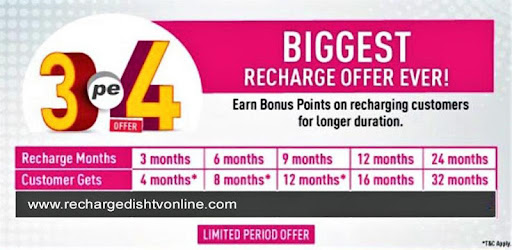 Recharge DishTv Online - Apps on Google Play